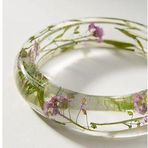 Anthro Blake flower bracelet
